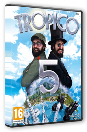 Tropico 5: Steam Special Edition (v 1.01)