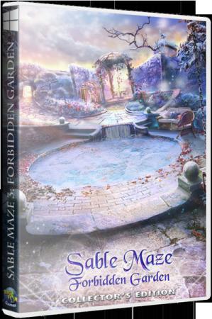 Темный лабиринт 3: Запретный сад / Sable Maze 3: Forbidden Garden CE