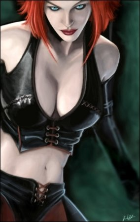 BloodRayne Betrayal (Update 1)