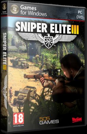 Sniper Elite 3 (v 1.14 + DLC)