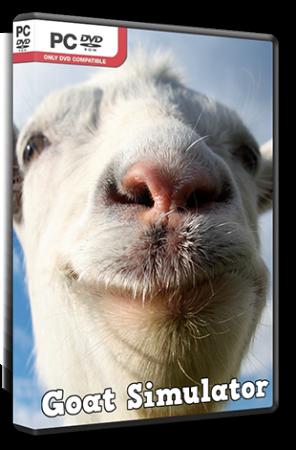 Симулятор Козла / Goat Simulator (v 1.2.34870)