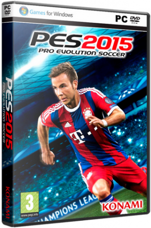 PES 2015 / Pro Evolution Soccer 2015 (Update 1)