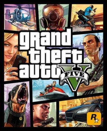 GTA 5 / Grand Theft Auto V (Update 1)